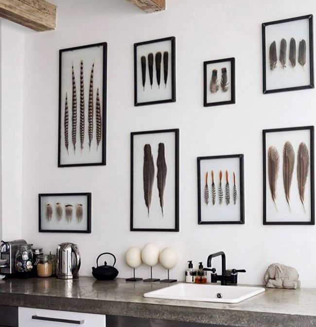 Moody Monday: Chic Modern Farmhouse Style | Pinterest | Feathers ...