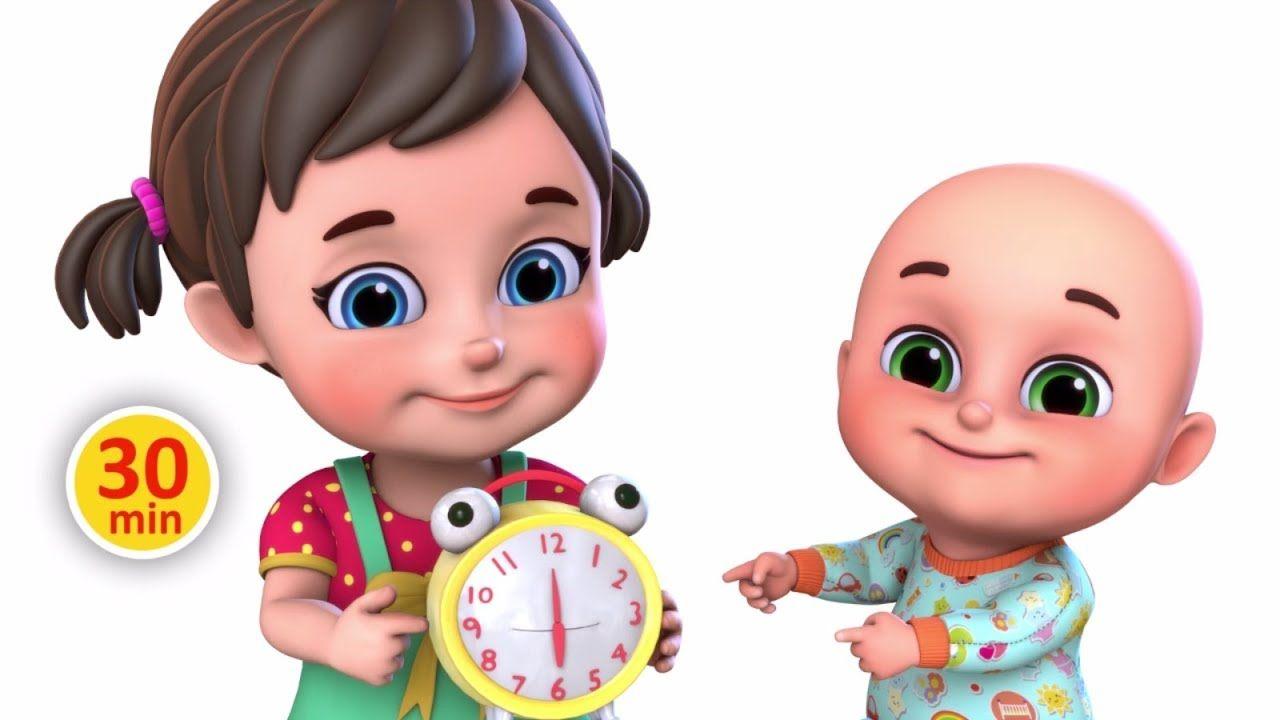 Roj Savere Uthna Achcha | Good Habbit in Telugu | telugu rhymes for Children by Jugnu Kids