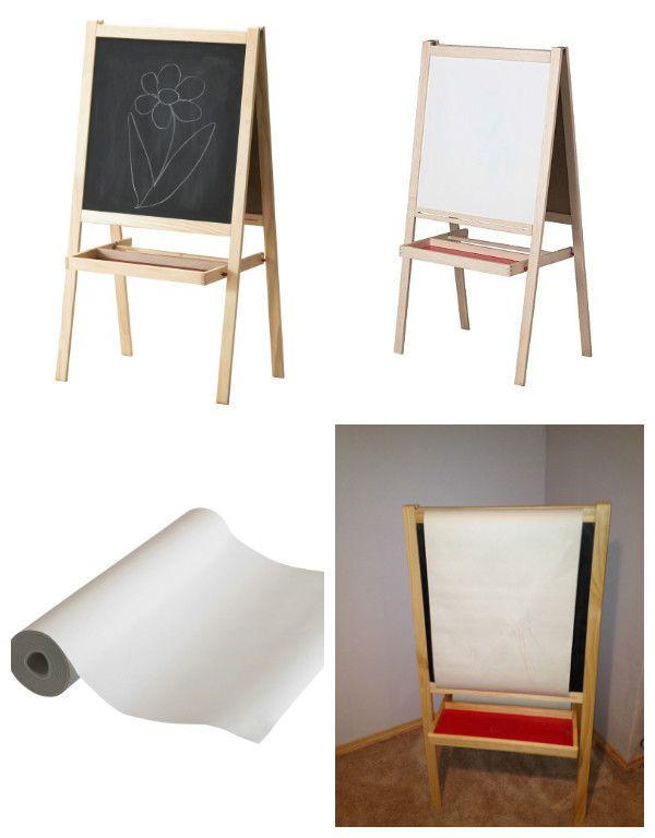 Mala Caballete Caballete Espacios Para Ninos Y Ikea