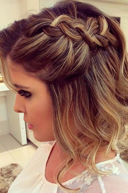 25 Prom Hairstyles For Short Hair 10 Hairstyles Wedding Hair In