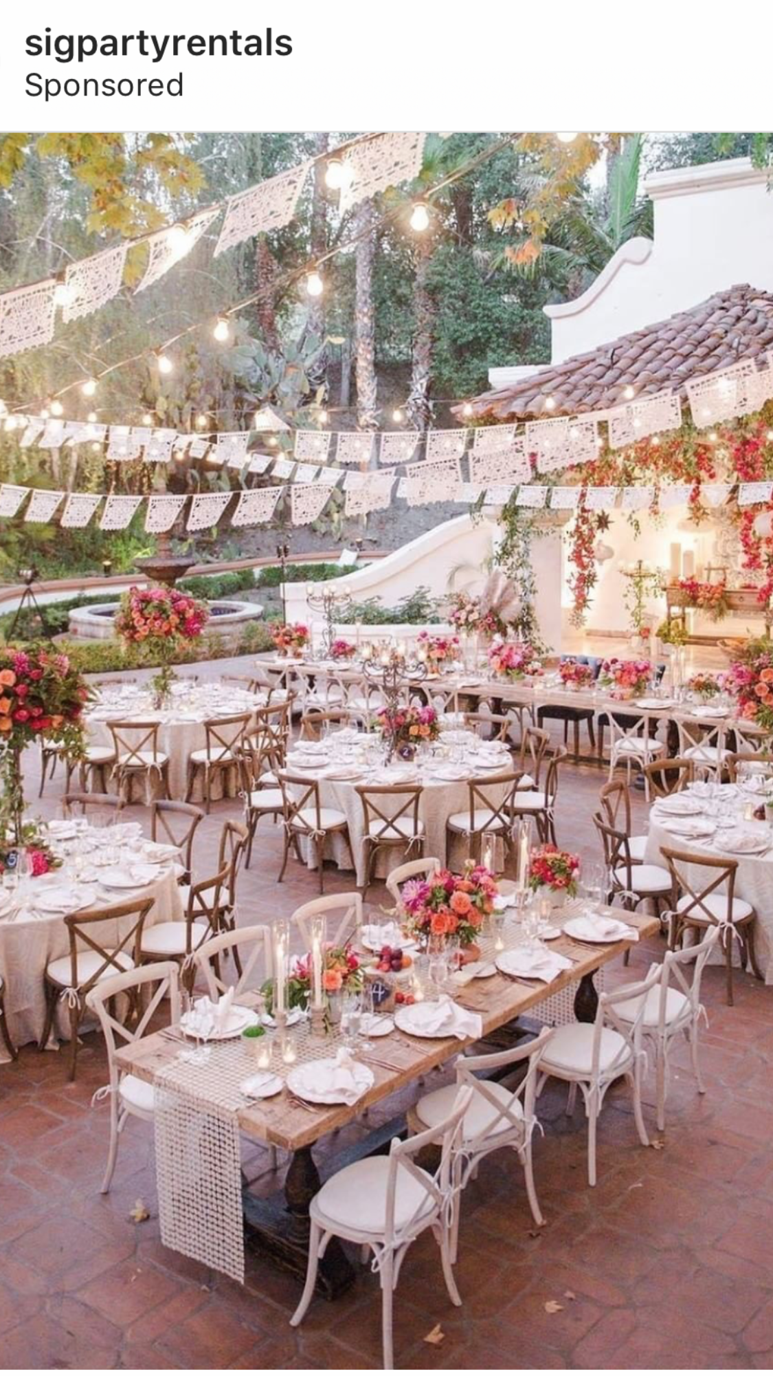 party planning #wedding #dreamwedding #rusticdecor