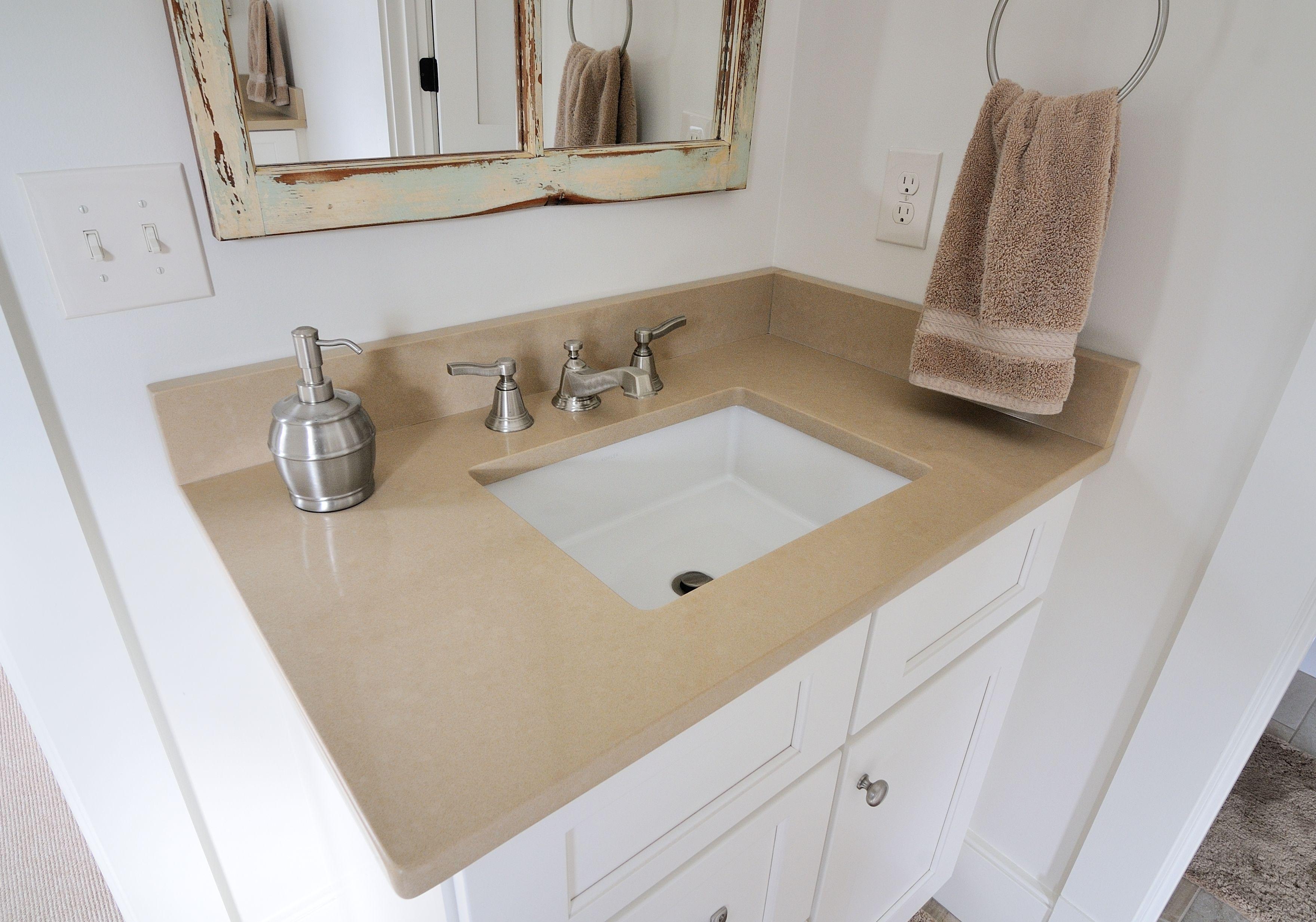 Bathroom Countertops Product : Cambria cuddington bathroom countertop by atlanta kitchen