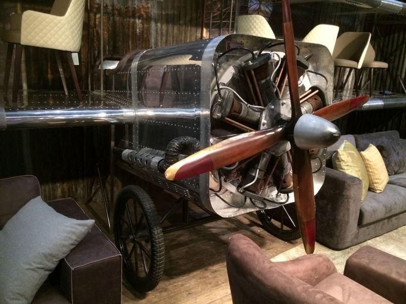 Eine coole Idee für einen Möbel-Hersteller.
