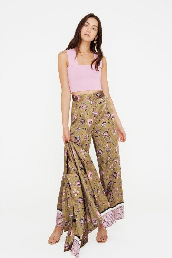 a2b51ef1dcb4 Chintz pant in 2019   STM mood board   Fashion, Fashion prints, Pants