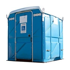 Portable restrooms with dedicated modifications for disabled use Portable restrooms with dedicated modifications for disabled use  . Luxury Portable Bathrooms Melbourne. Home Design Ideas
