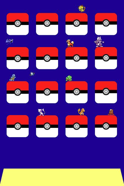 pokemon home screen wallpaper by espeons wallpapers via