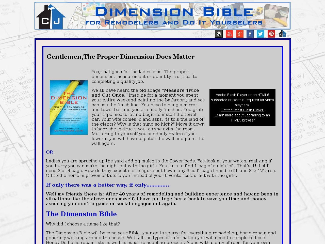 Get Dimension For Remodelers And Do It Yourselfers Http