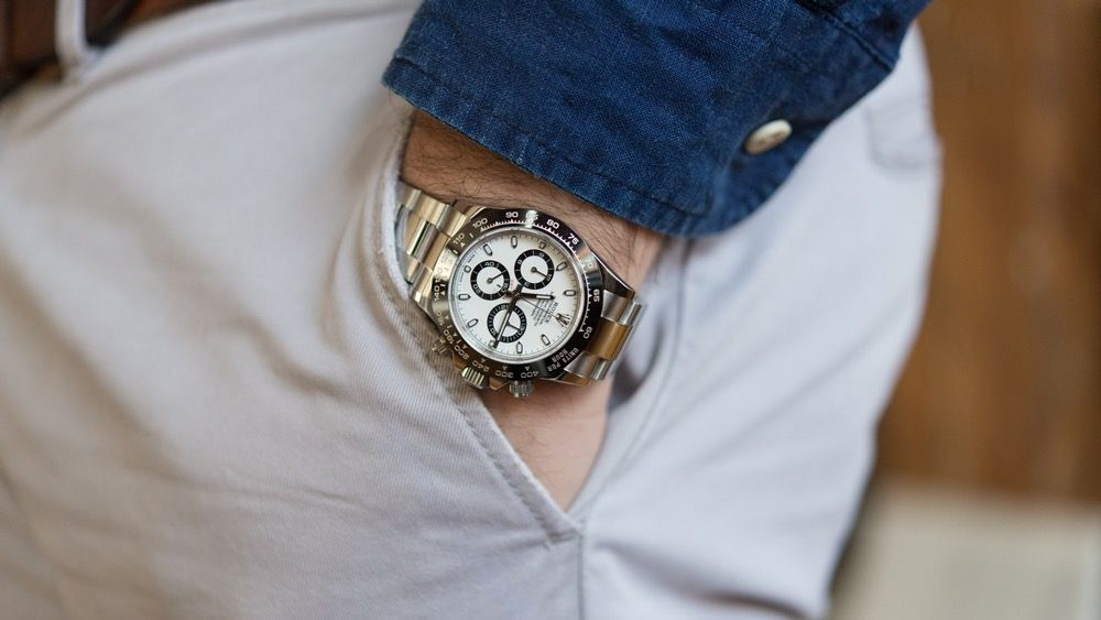 Since the announcement of the new Rolex Daytona at this year's Baselworld, the watch world has been abuzz about just when it would arrive in stores and how long the average buyer might have to wait. All along, Rolex touted late summer as the expected release date – and then a funny thing happened – a lucky few got a phone call from their local AD's this week, saying the first batch of Daytonas had arrived. Two of our team members were included, Mr. John Mayer and Mr. Ben Clymer. After...