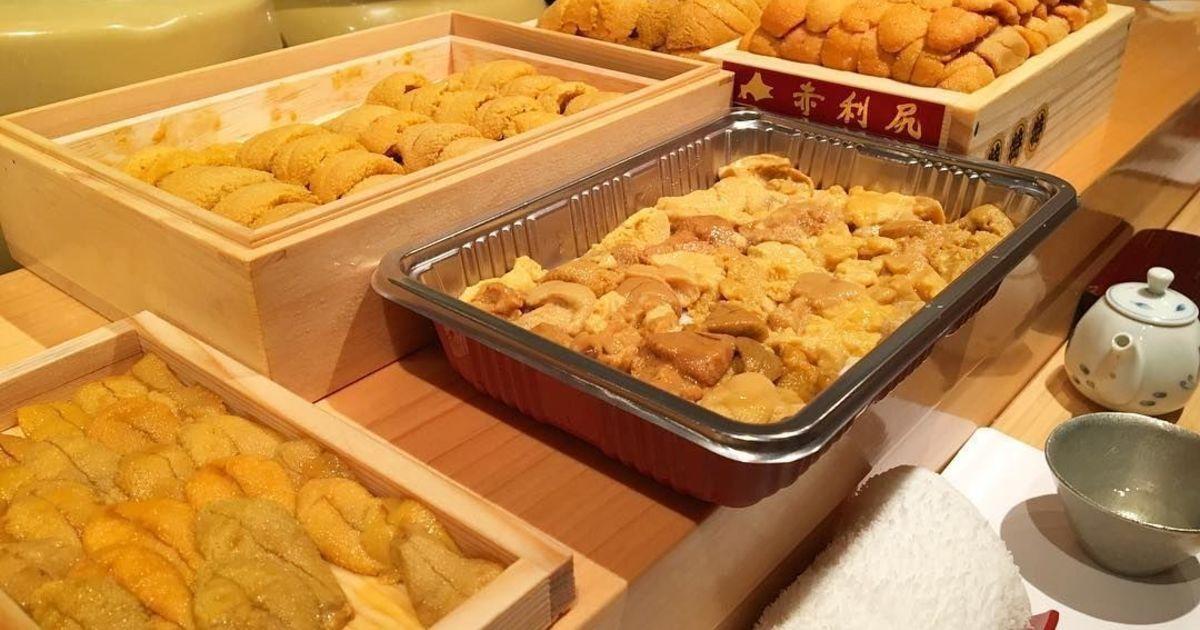 極上ウニを惜しみなく!名店「鮨 尚充」のウニの食べ比べが贅沢すぎる - Find Travel