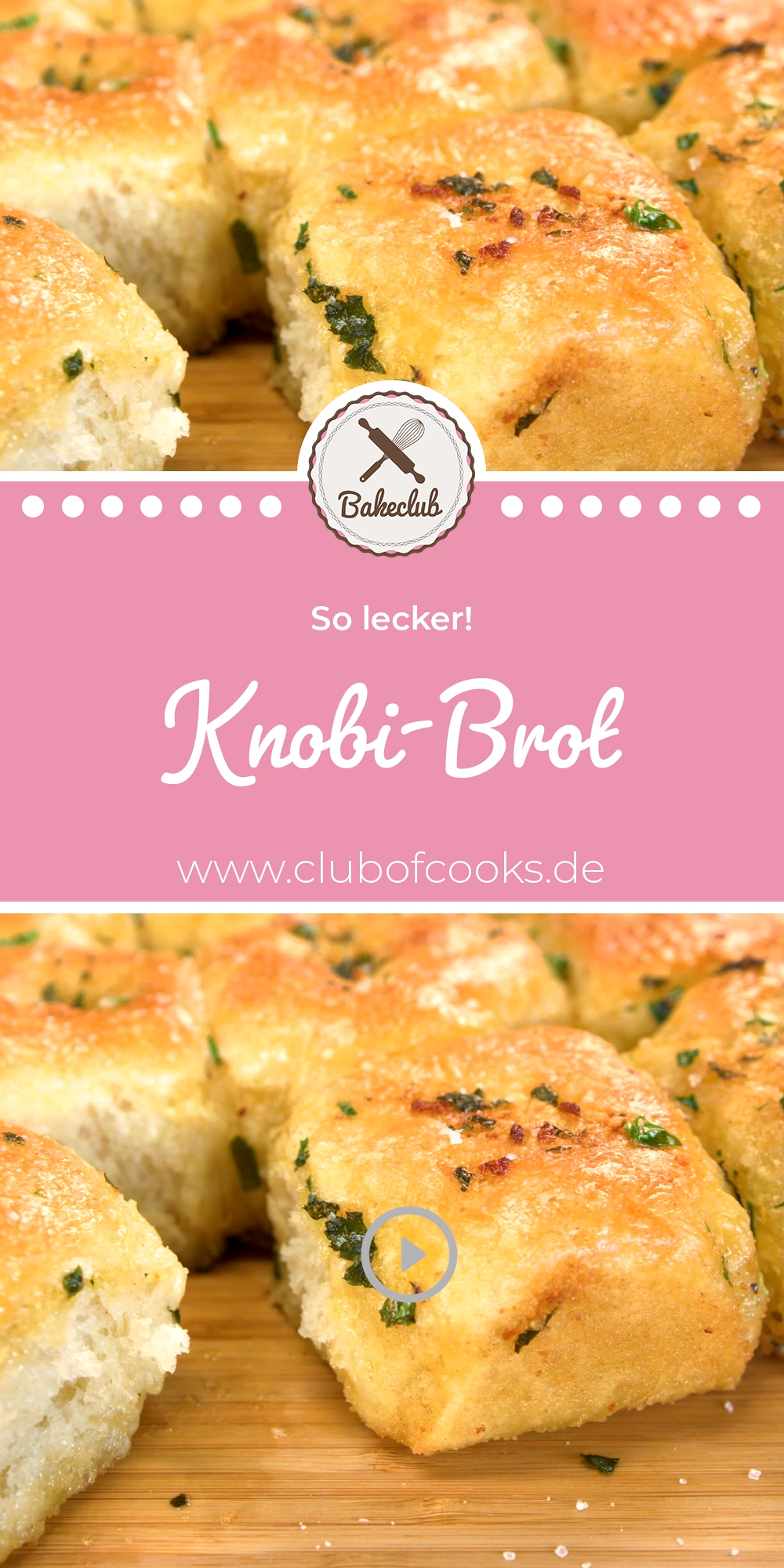 Knobi-Brot | BakeClub