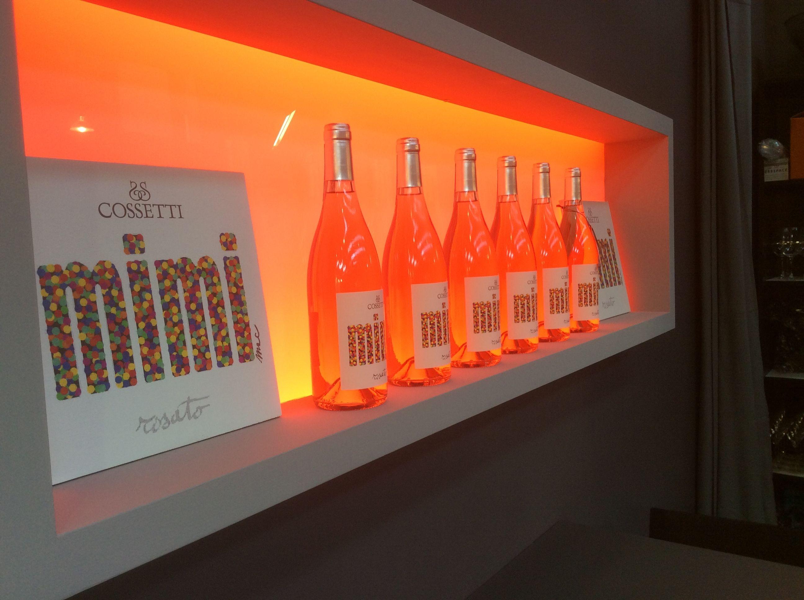 Mimi Rosato Piemonte | Marco Brussolo Wein Import /Export....Gollier ...