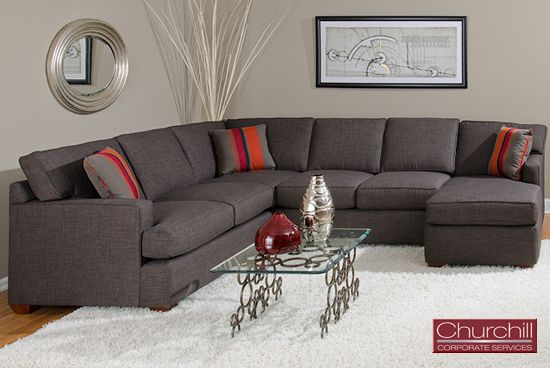 Sectionals K290 Churchill Furniture Rental Grey Furniture Furniture Sectional