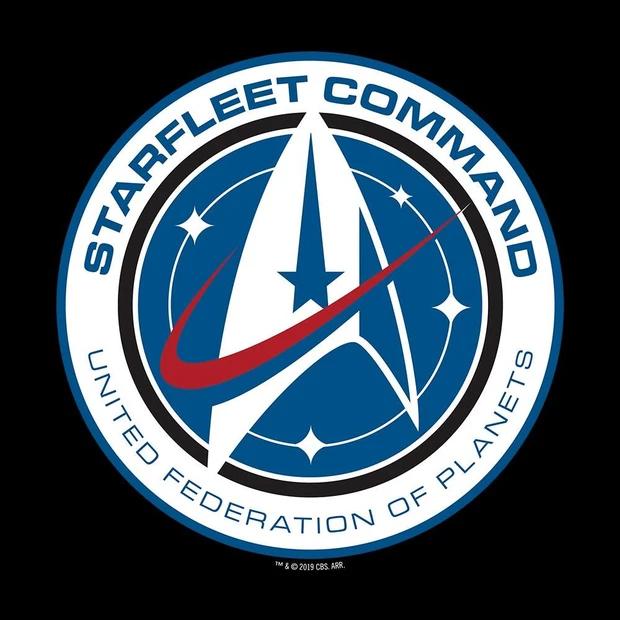 STAR TREK Starfleet Command. in 2020 Star trek logo
