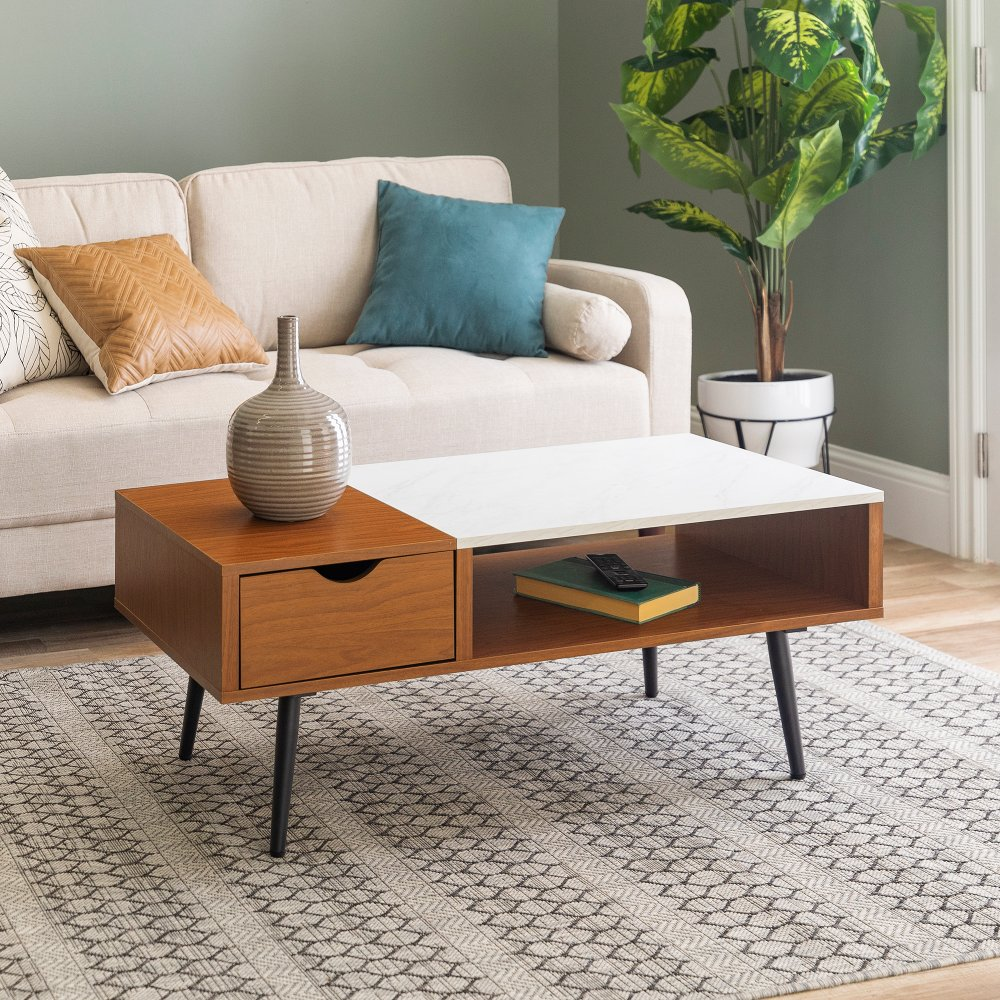 Pin By Hannah Levy On Mi C Modern Wood Coffee Table Ottoman In Living Room Coffee Table [ 1000 x 1000 Pixel ]