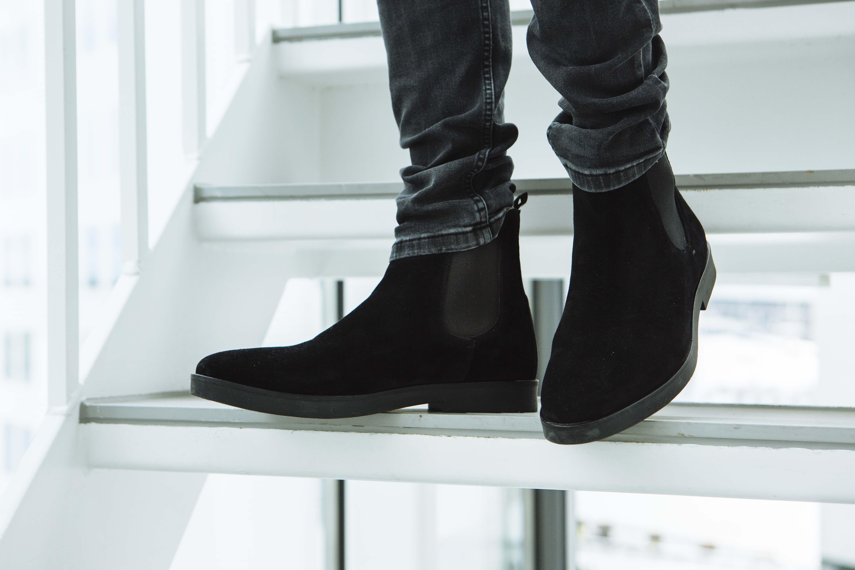 chelsea boots nubikk