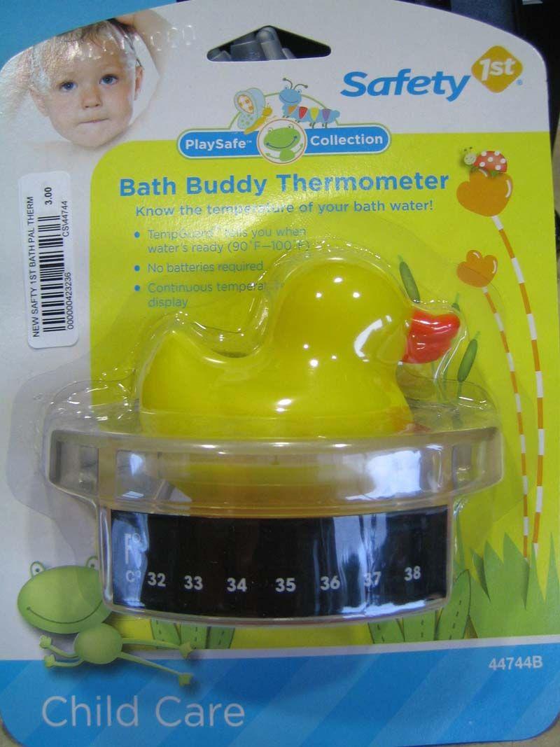 Aspirus Children S Safety Center Bath Pal Thermometer