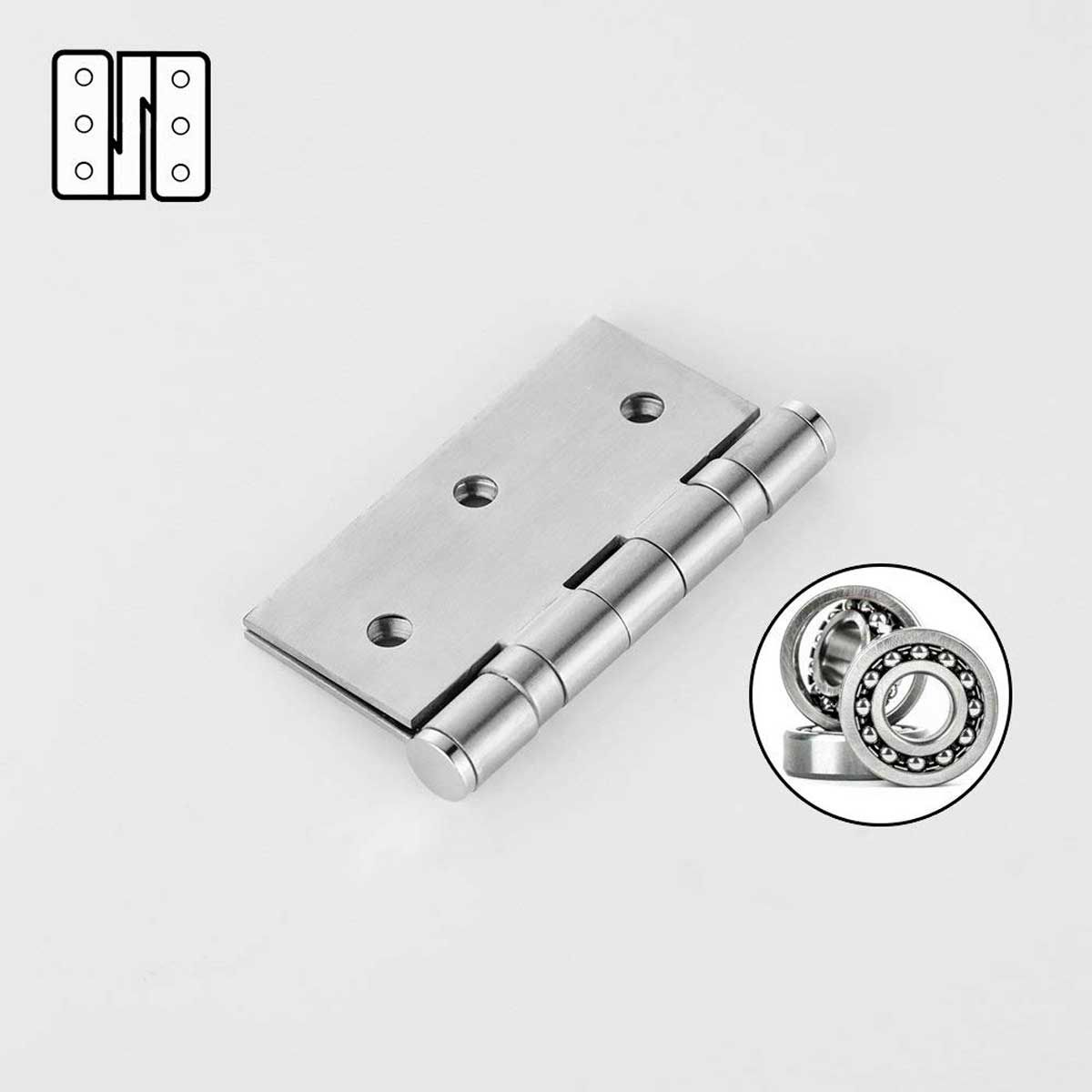Everything To Know About Ball Bearing Hinges In 2020 Heavy Duty Hinges Hinges Diy Home Security