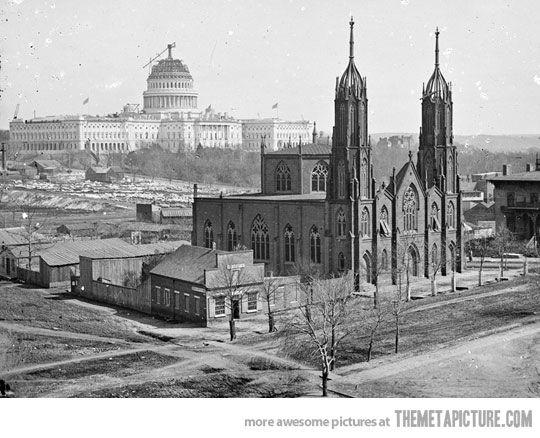 Washington Dc Ca 1863 American Civil War Civil War Civil War Photos