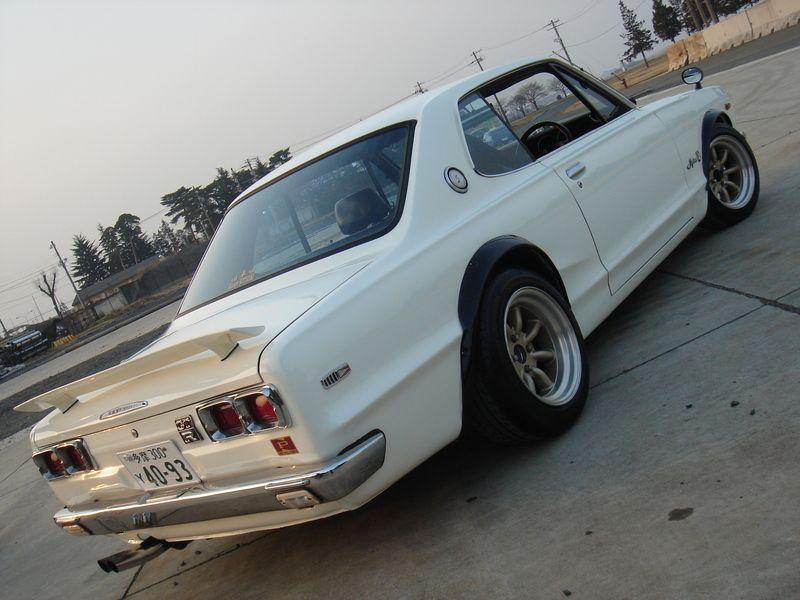 1972 Nissan Skyline GT-R   Nissan gtr skyline, Nissan ...  1972 Nissan Skyline Jdm