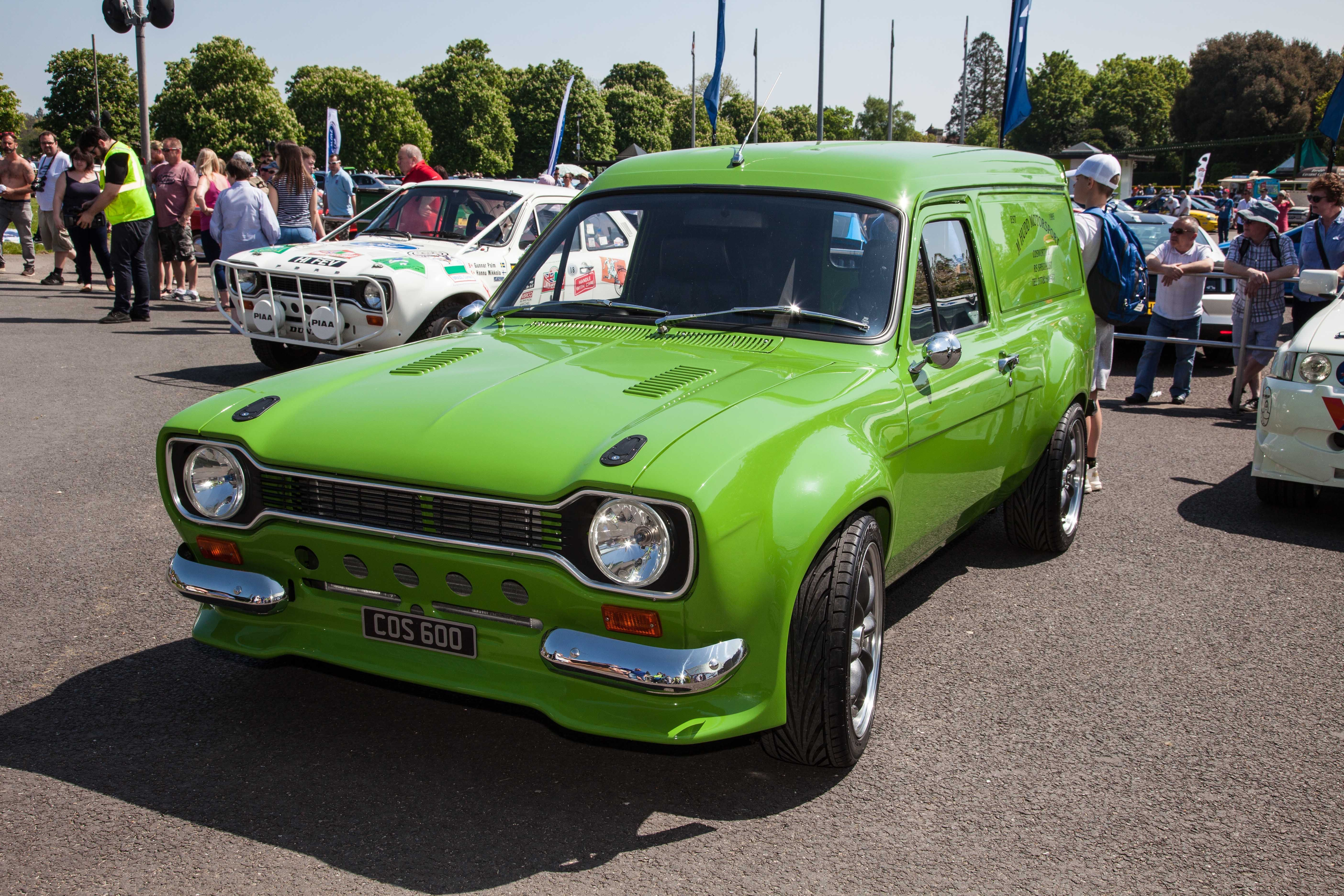 Modified Fords Are Fan Favorites In The Uk With Images Ford