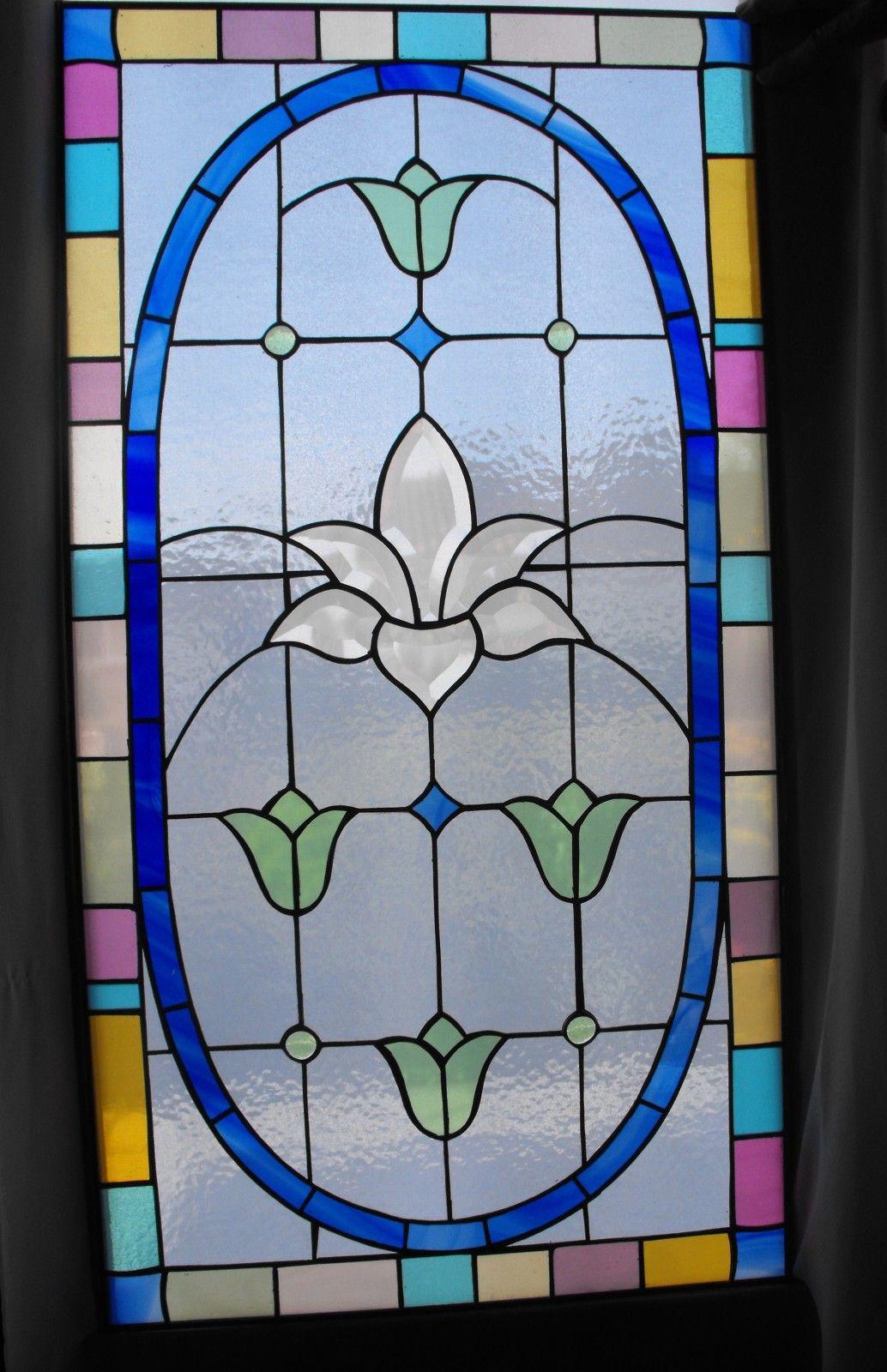 vitrail dans une salle de bain par marisol de roland vitrail pinterest vitraux roland et. Black Bedroom Furniture Sets. Home Design Ideas