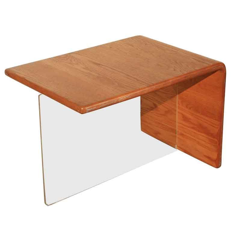 Reform Gallery / Gerald McCabe Convertible Side Table for Erin Furniture