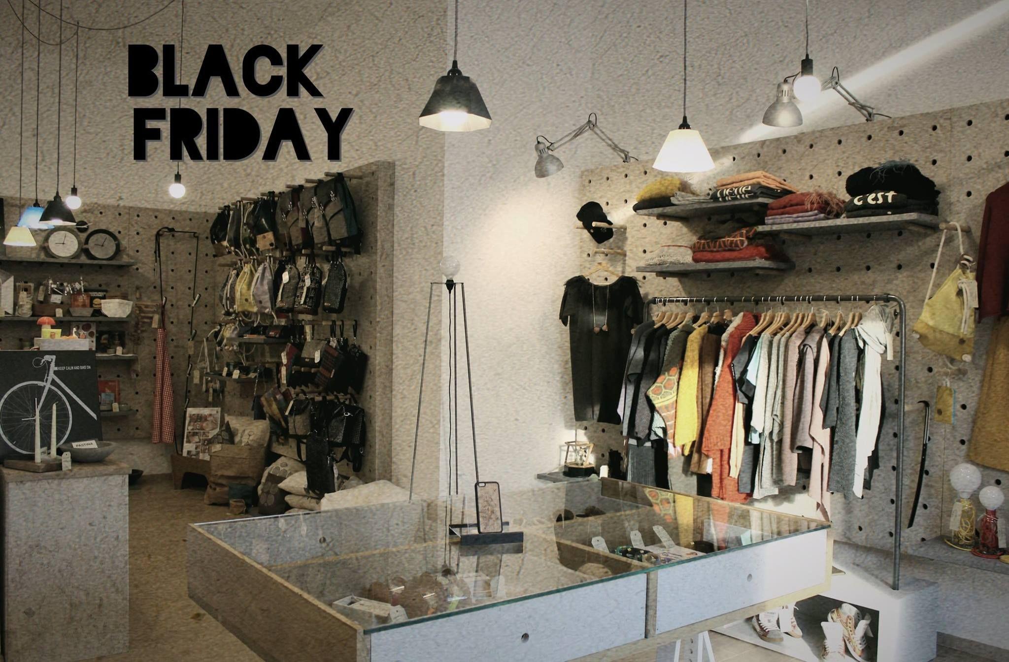 BLACK FRIDAY anche da HOW Concept Store! SCONTI dal 10 al