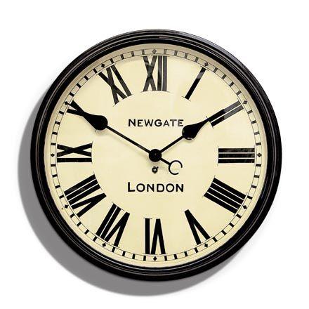 I Hope Newgate Ships To Canada I Adore This Station Clock Wall Clock Newgate Clocks Wall Clock Classic