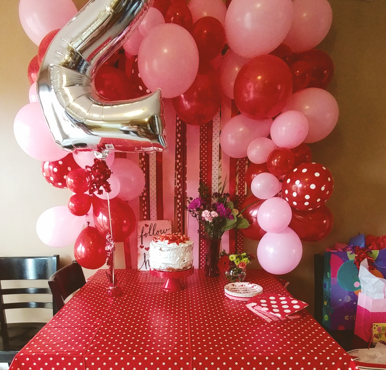Party decorations for little girl Party Decor Pinterest