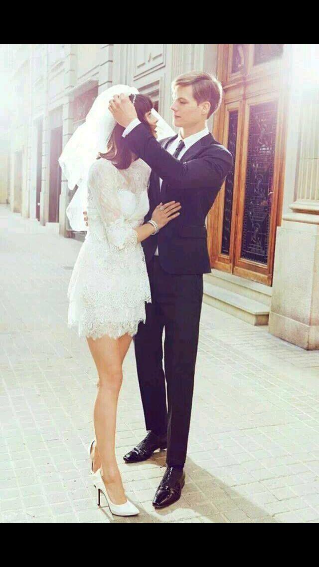 Wedding #zivilhochzeitskleider
