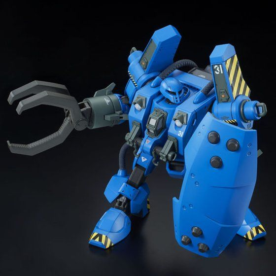 P-Bandai HGGTO 1/144 Mobile Worker MW-01 Late Type [Ramba Ral]: Official Promo Posters, Images, Info Release http://www.gunjap.net/site/?p=280290