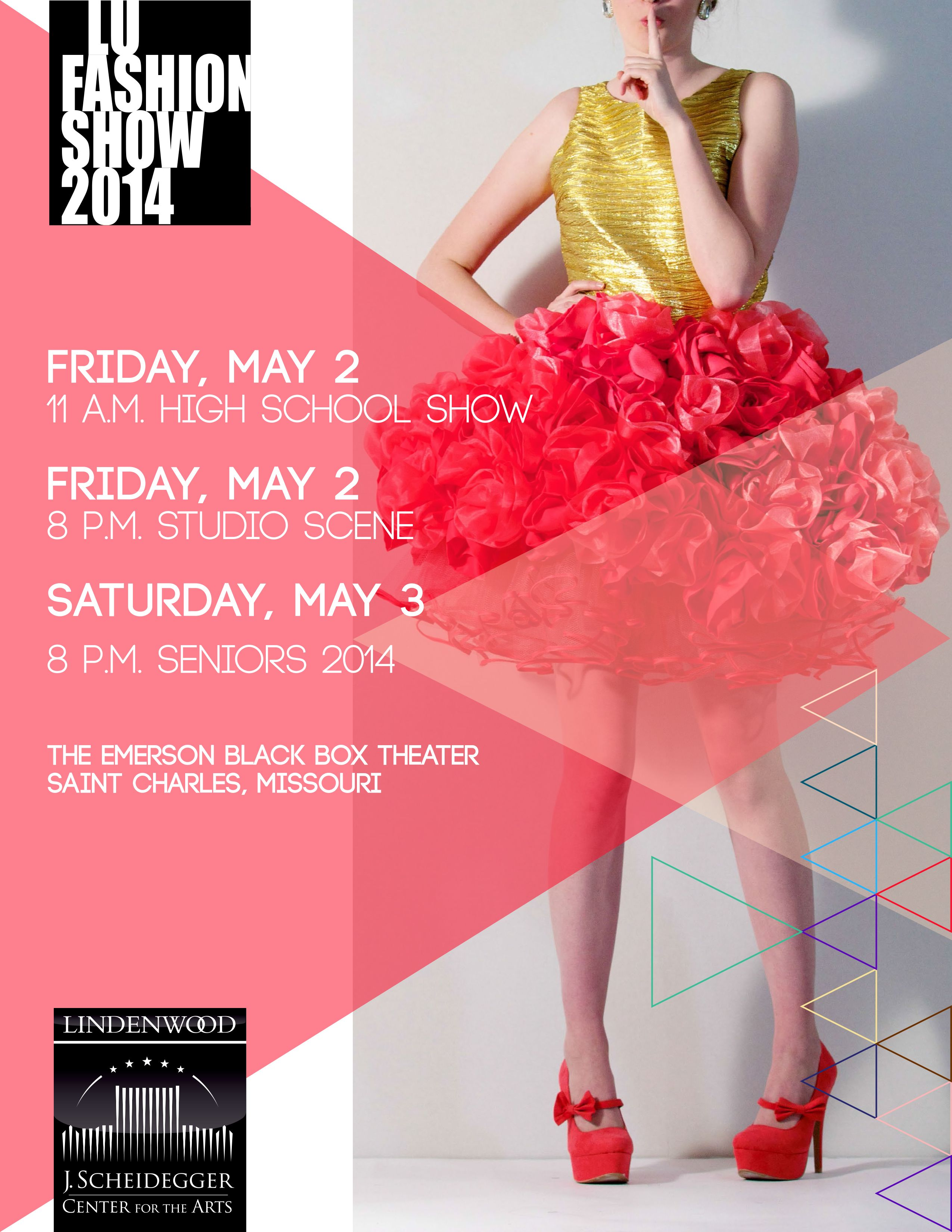 Fashion Show Flyer | Flyers, Flyer template and Fashion show