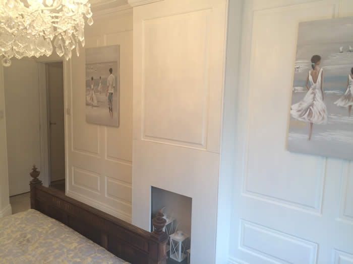 Gallery Wall Panelling Experts Rossendale Feature Wall