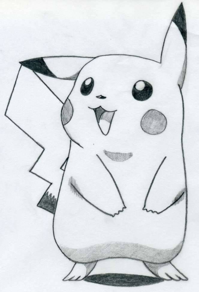 35+ Ideas For Awesome Easy Pencil Drawings For Kids