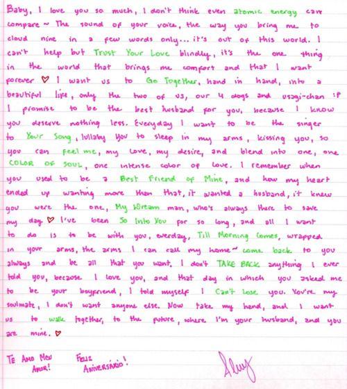 cute letters to your boyfriend tumblr - google search | camo
