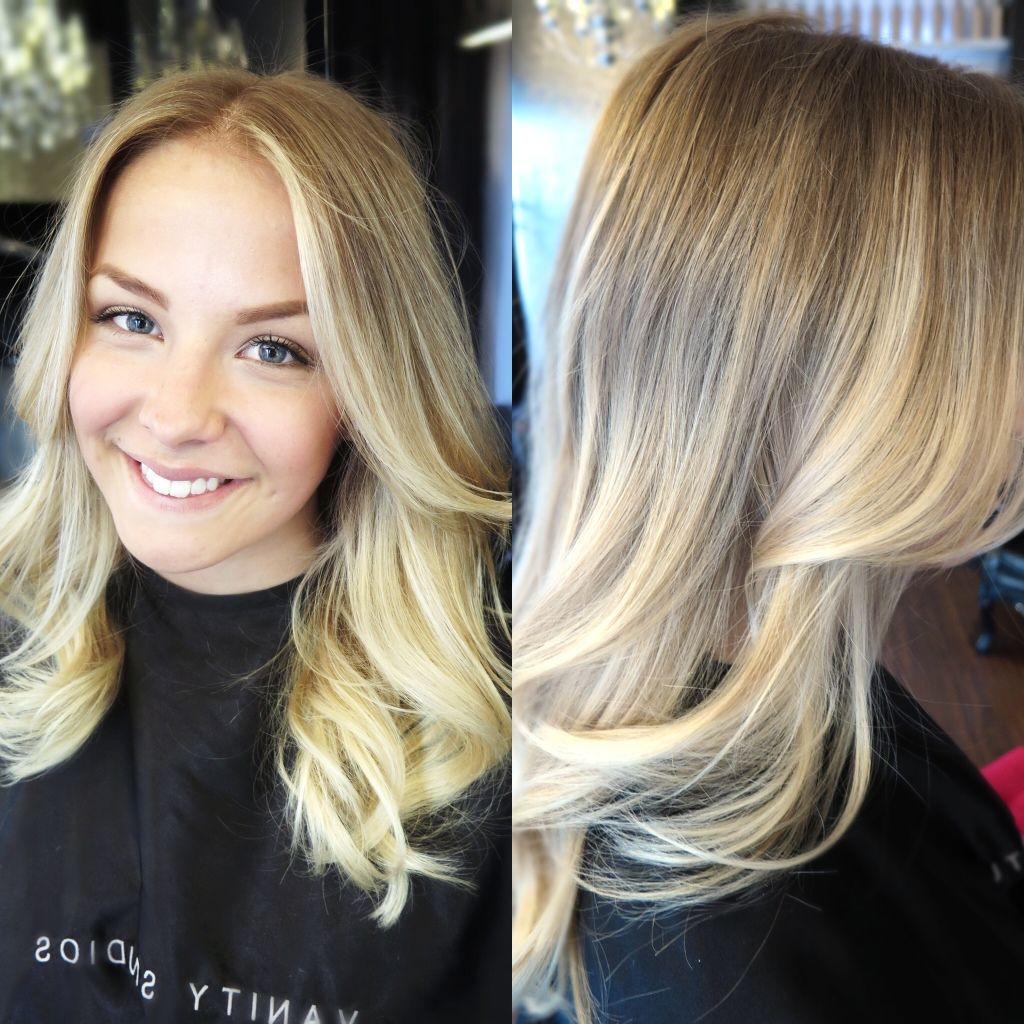 soft ombre blonde   Hair beauty, Soft ombre blonde, Blonde ombre