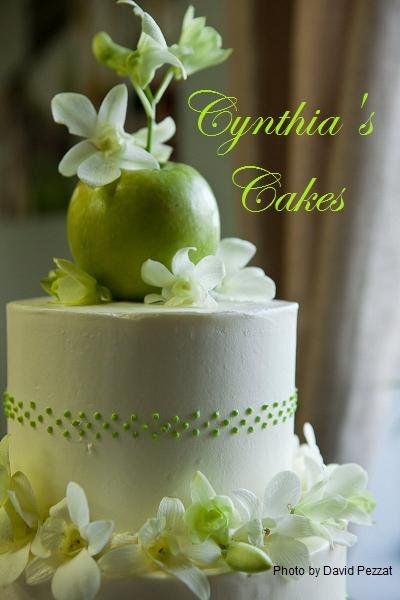 a wedding cake recipe an ordinary smith apple turns this fabulous cake 10978