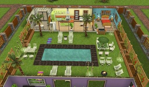 Fantastic 17 Best Images About Sims Freeplay House Ideas On Pinterest 2Nd Inspirational Interior Design Netriciaus