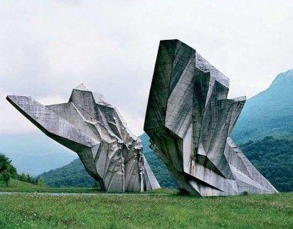 yugoslavian architecture.