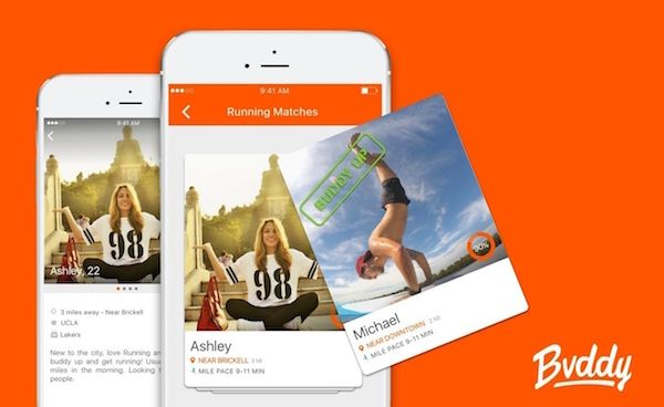 Make an App Like Bvddy Tinder Type App for Athletes/Sports