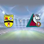 Chinnor FC x Lusitanos Oxford