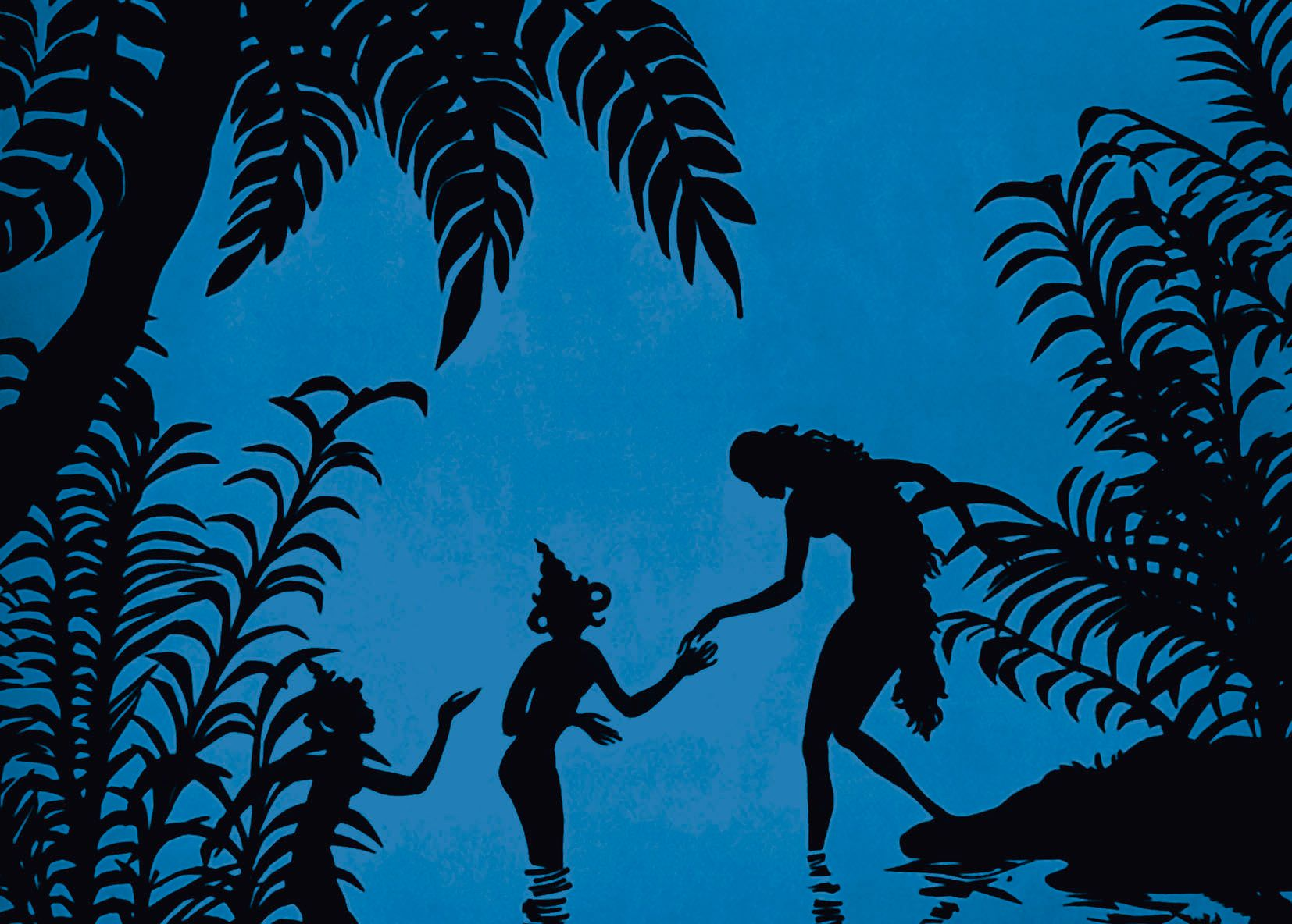 German Animated Feature The Adventures Of Prince Achmed 1926