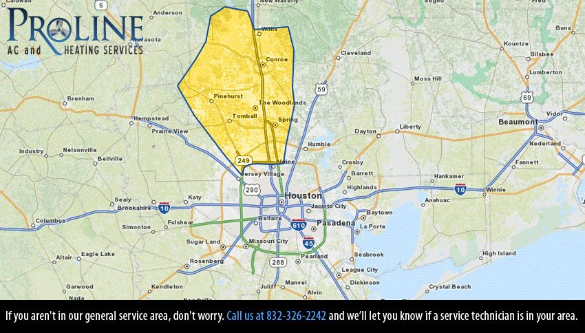The Woodlands TX and Surrounding Areas Zip Code Map Before