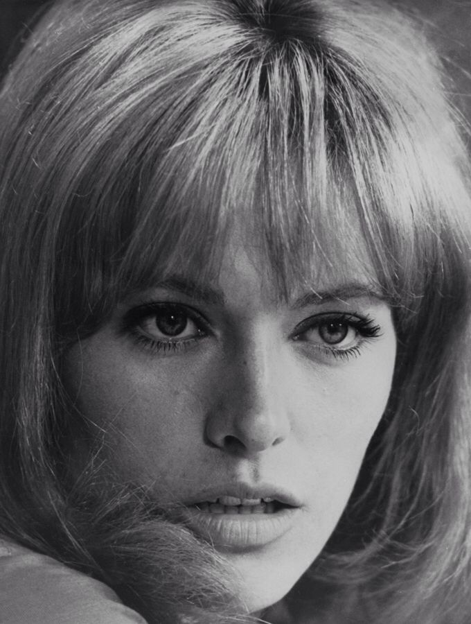 Nathalie Delon 1969 Attrici Cinema