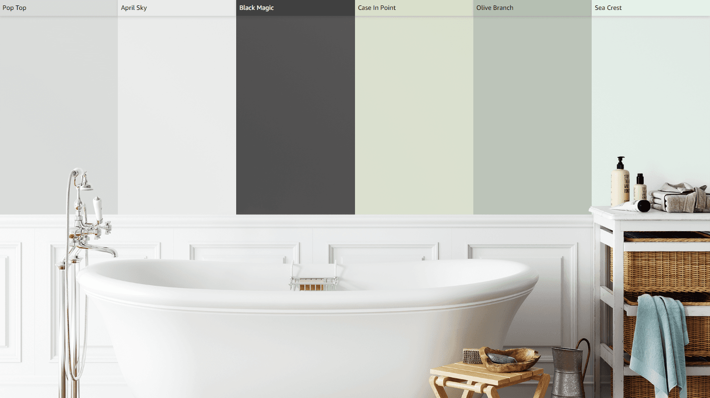 Best Paint Colors For Bathroom Without Windows