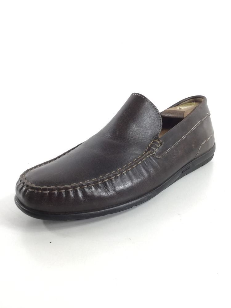 2c78df6ed39 C12 ECCO Classic Moc 2.0 Brown Leather Penny Loafer Shoes Mens Size 43 M   fashion  clothing  shoes  accessories  mensshoes  casualshoes (ebay link)