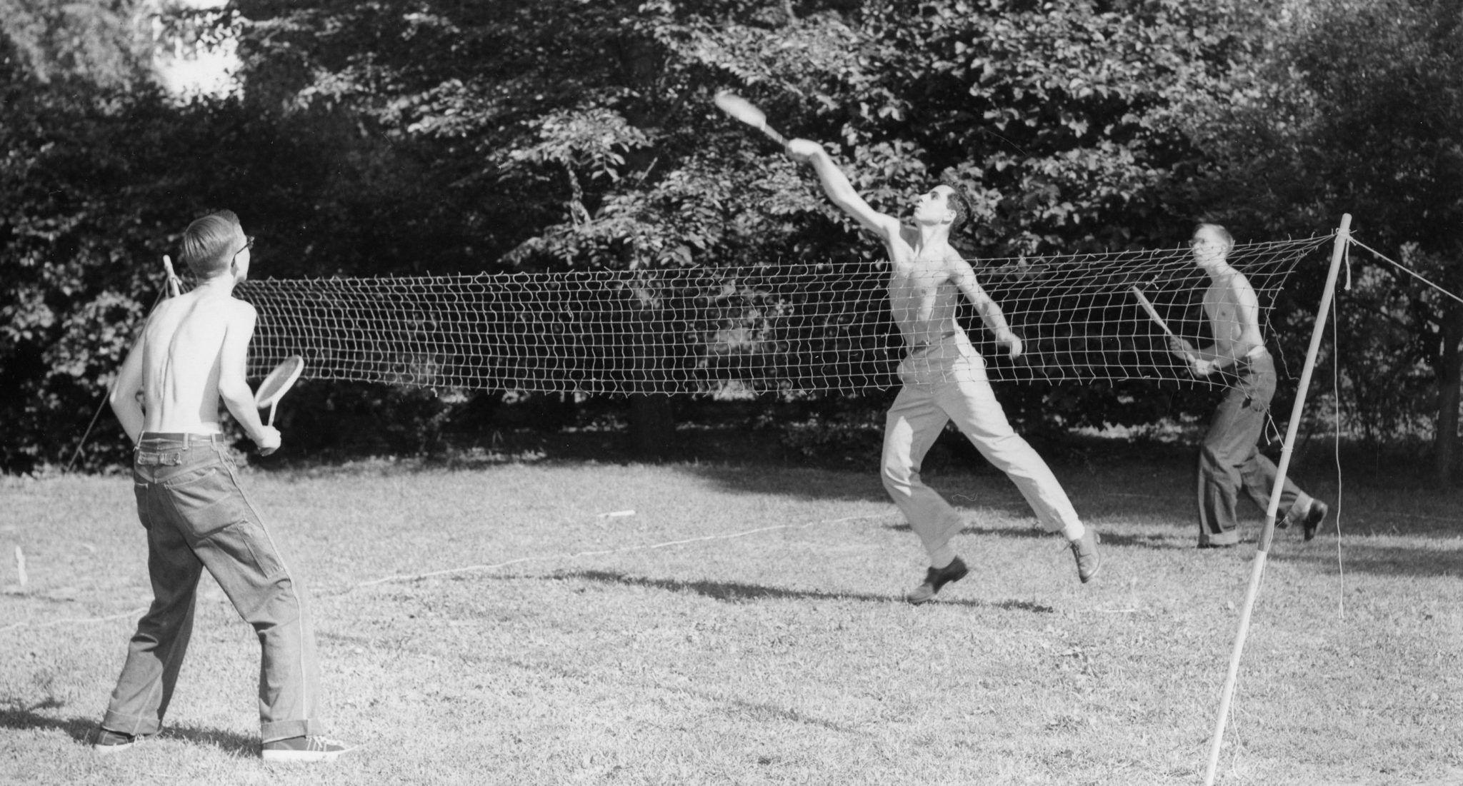 Our Badminton History Badminton Badminton Court History