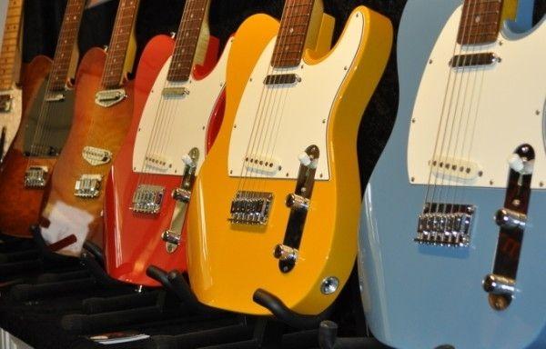 Norwegians Wood Husemoen guitars Norway