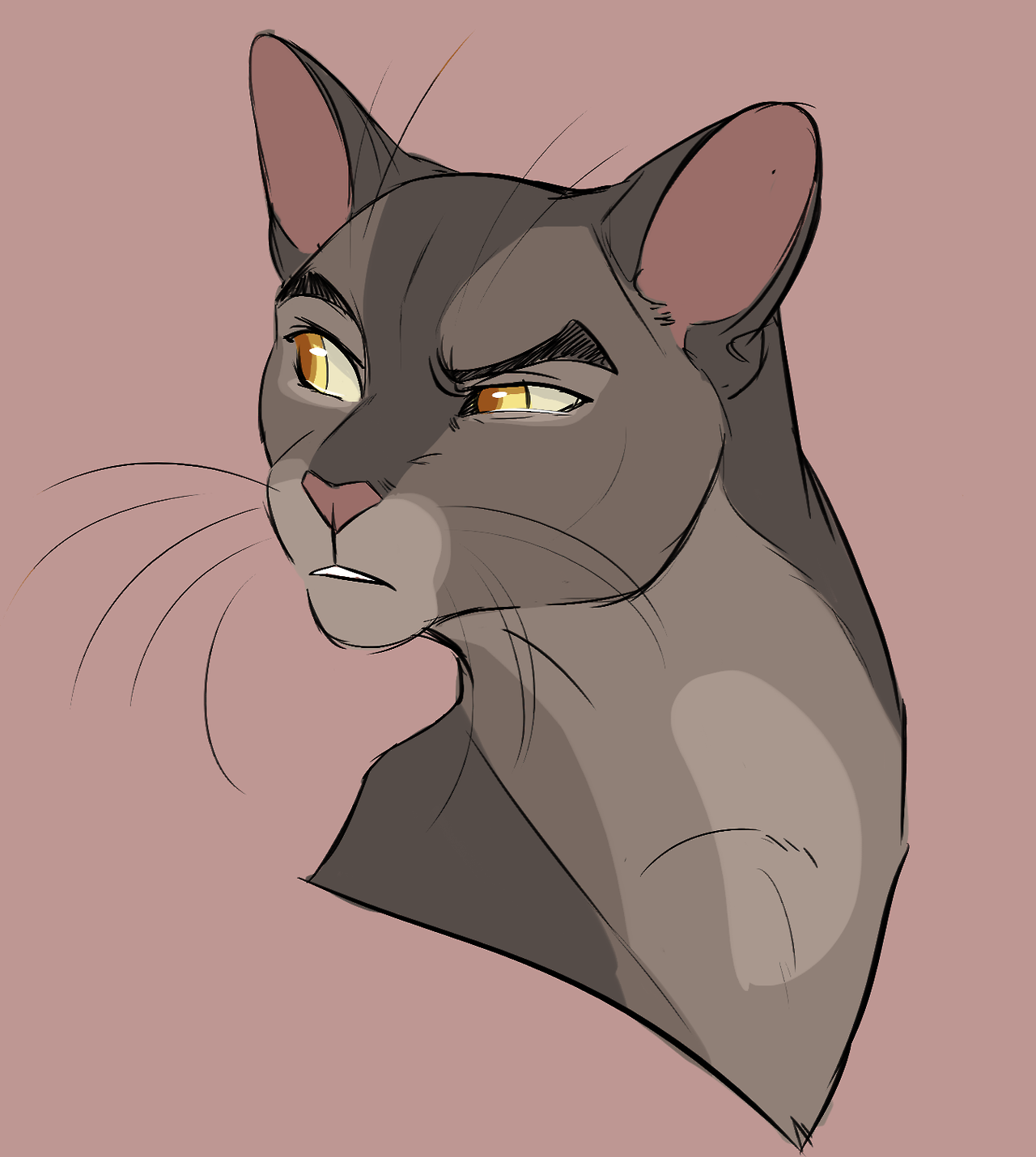 CLIMB some first arc characters Mousefur Warrior cats