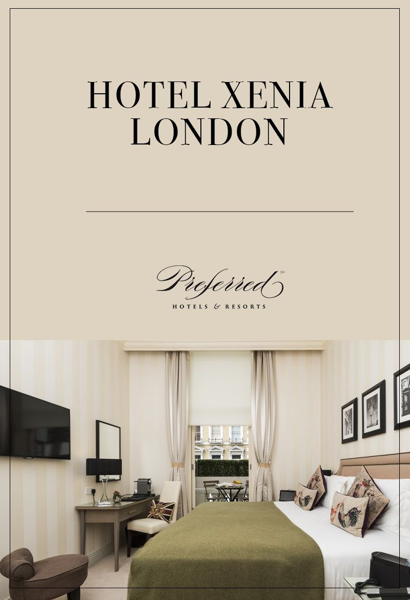 Hotel Xenia London Xenia Hotel Hotel Wellness Design